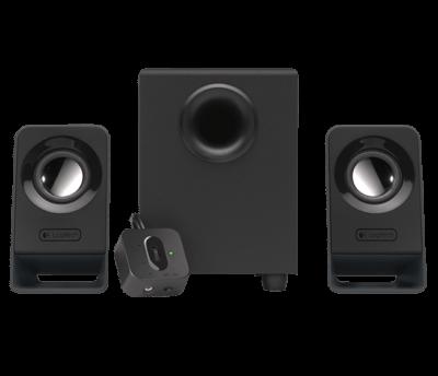 Logitech Multimedia Speakers - Z213